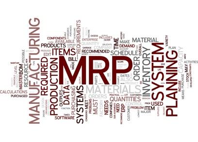 MRP-plan produkcji