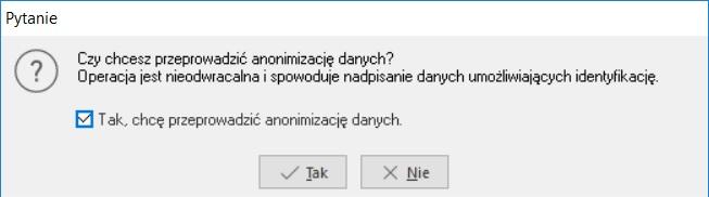 anonimizacja danych