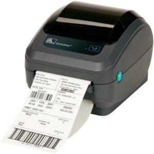 drukarka zebra gk420