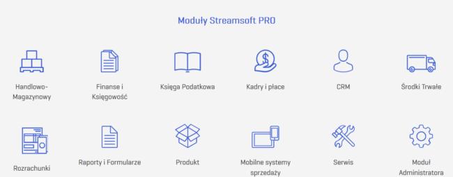 streamsoft pro